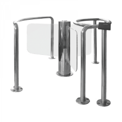 Turnstile rotor semi-growth STAR-G