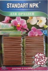 Удобрение в палочках Stadart NPK для орхидей...