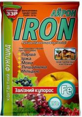 Железный купорос Айрон 1000