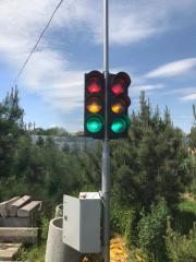 Transport traffic lights