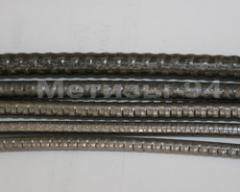 Wire of BP-1 in bars of TM of the Cossack