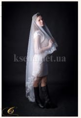 Handwork veil