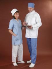 Медицинская одежда оптом под заказ в Украине,