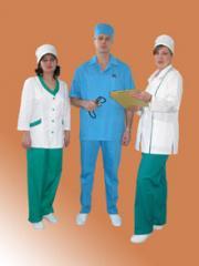 Хирургическая одежда оптом Киев