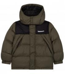 Куртка хакі преміум TIMBERLAND для хлопчика