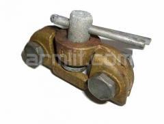 Clip brass 049