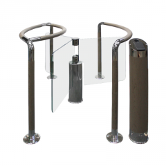 Turnstile rotor semi-growth STAR-W