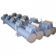 Collector of the gas-motor-compressor 10GKN