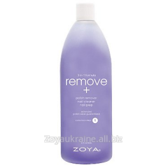 Liquid for removal of varnish of ZOYA Remove Plus,
