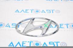 Эмблема значок Hyundai крышки багажника Hyundai