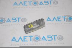 Подсветка номера лев Subaru Forester 14-18 SJ