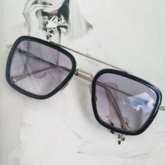Солнцезащитные очки Тони Старка Имиджевые Серый