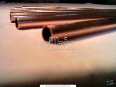 Pipes copper rectangular section