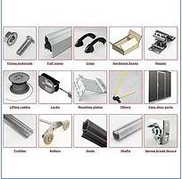 Repair of section gate, repair of gate, repair of