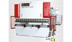 Listogibochnye of a press with ChPU DENNER firm (Turkey) of the SMART series