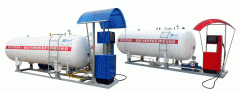 Modules filling LPG