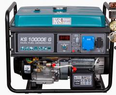 Газобензиновый генератор KS 10000E G