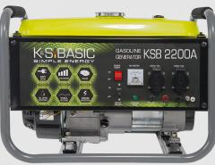 Бензиновый генератор  KSB 2200A