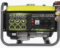 Бензиновый генератор KSB 2200C