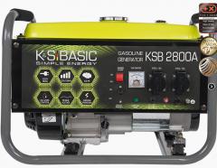 Бензиновый генератор KSB 2800A