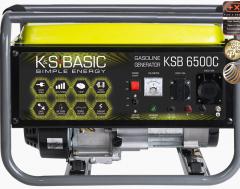 Бензиновый генератор KSB 6500C
