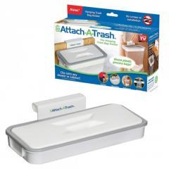 Мусорное ведро Attach-A-Trash навесной держатель
