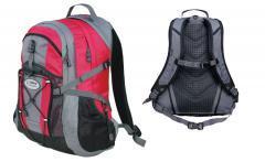 Рюкзак Terra Vector 26 цвет: красный / серый
