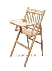 Крісло для годування розкладне