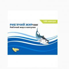 Препараты поливитаминные, Рыбий жир