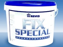 Acrylic glue for a front decor of Fix-Special