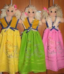 Towel toy for kitchen wholesale the price Ukraine