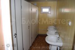 Мобильные модульные туалеты