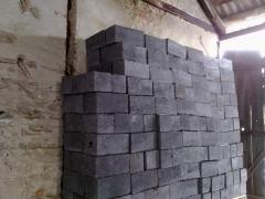 Шлакоблоки вибропрессованные 390х190х190, Блоки стеновые, Блоки строительные
