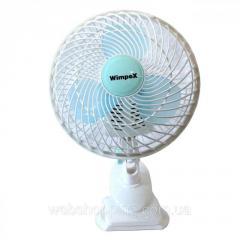 Вентилятор на прищепке Wimpex. Вентилятор