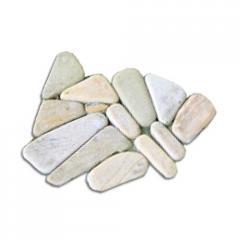 Камень галтованный