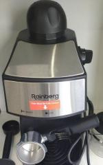 Кофеварка рожковая Espresso Rainberg RB-8111 с