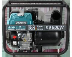 Мотопомпа для агрессивных жидкостей KS 80CW
