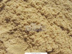 Sand career white from 1 ton