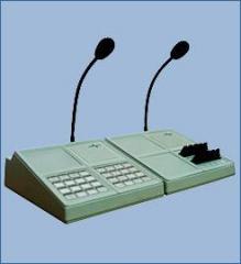 Desktop digital supervisory console