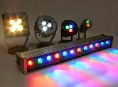 LED Lighting (Facade, Garden, Soil, Pool)