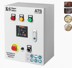 Блок автоматического ввода резерва KS ATS...