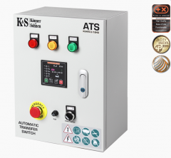 Блок автоматики KS ATS 3/18HD
