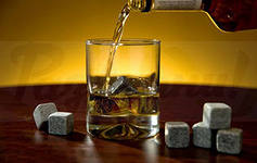 Stones for Whiskey Stones-Whisky instead of ice