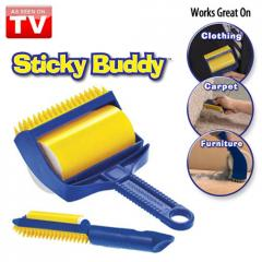 Brush for cleaning of Sticky Buddy clothes