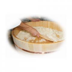 Кадка для риса (хангири) 30см