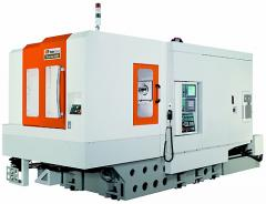 Горизонтальный фрезерный обрабатывающий центр с ЧПУ Victor Vcenter-H400 Тайвань