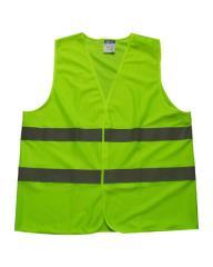The vest is alarm