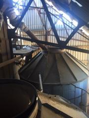Piezas de repuesto para maquinaria agrícola