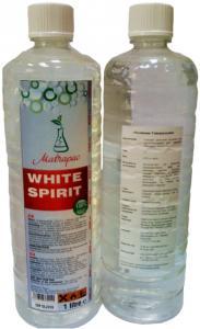 I will sell the l White Spirit 1 solven