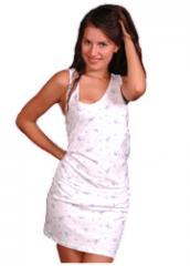 Женские трикотажные сорочки оптом, Киев